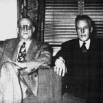 Dr. Bob and Bill W.